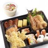 Sukishi Bento Sashimi Set with Chawanmushi